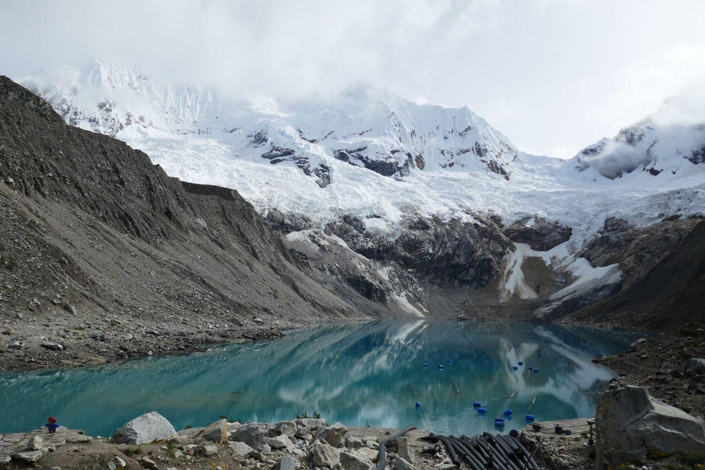 Lake Palcacocha