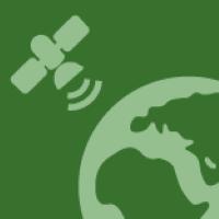 remote sensing logo website